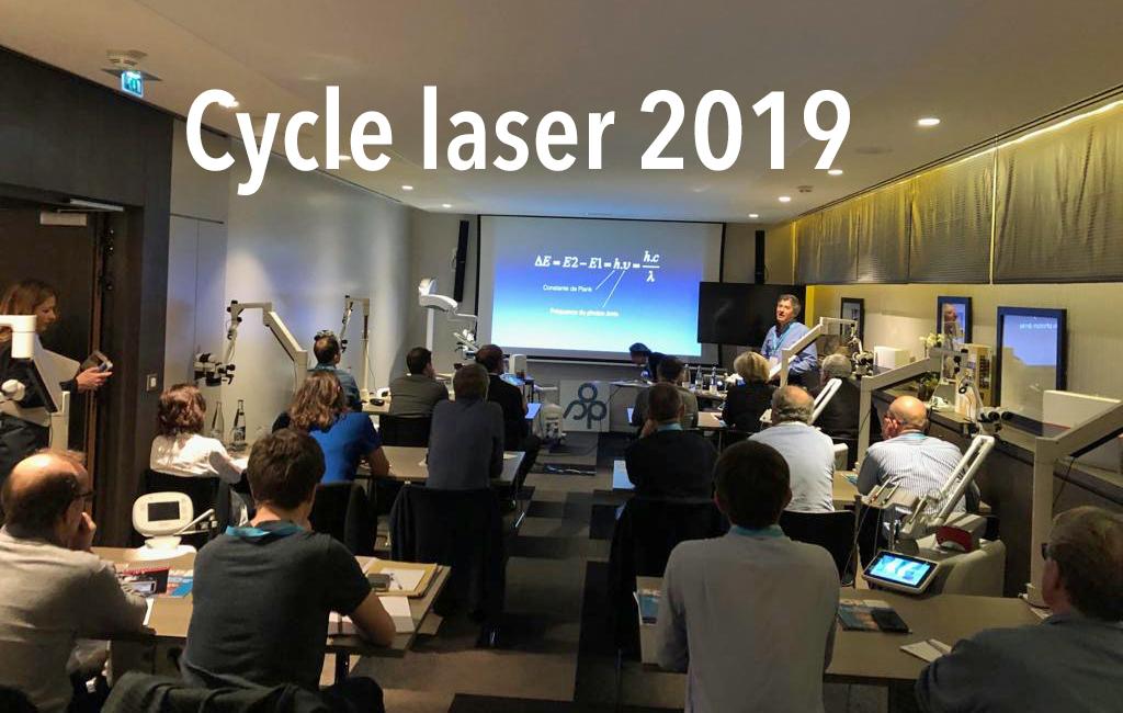 Formation Sur Le Laser En Dentisterie