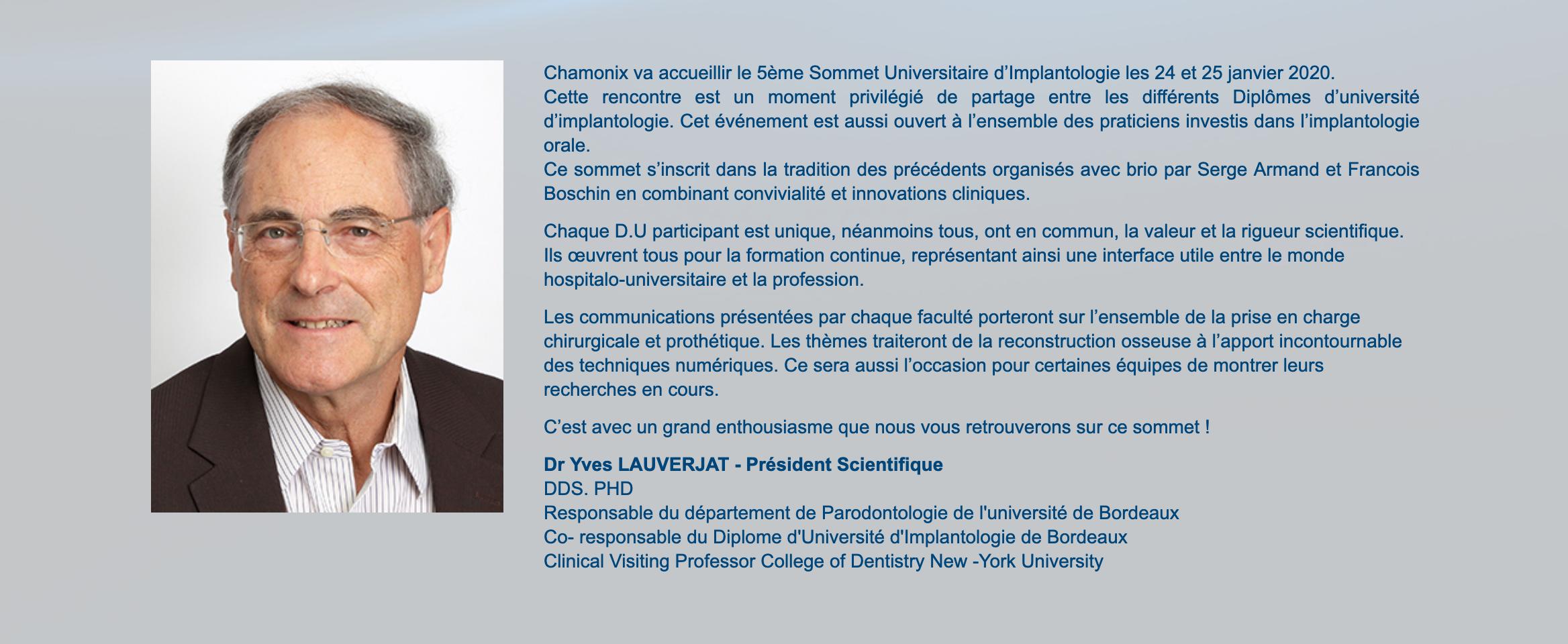 S.U.I De Chamonix 2020