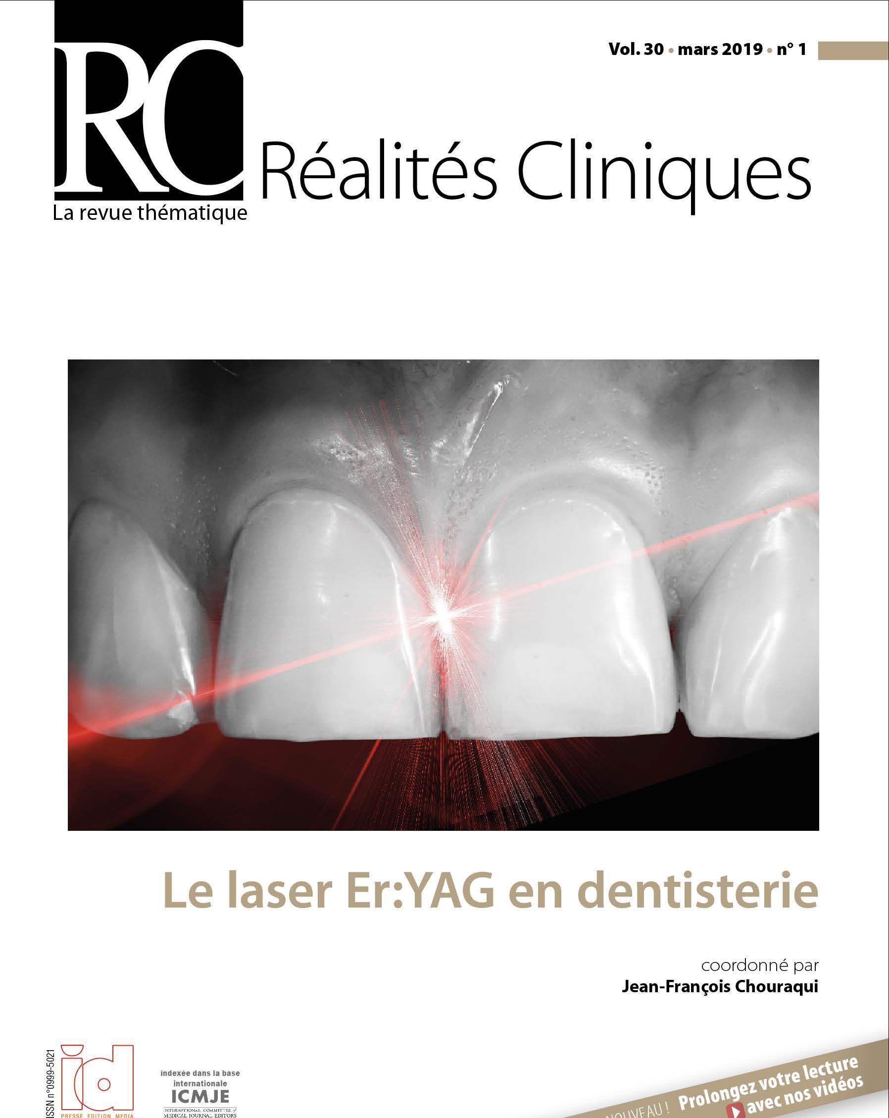Le Laser Er/Yag En Dentisterie